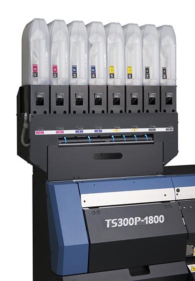 Mimaki TS300P-1800 yeni Sb414 boya