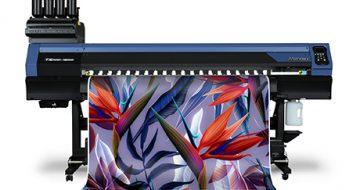 Mimaki 100 Serisi'nin yenisi TS100-1600 tekstil baskı makinesi image