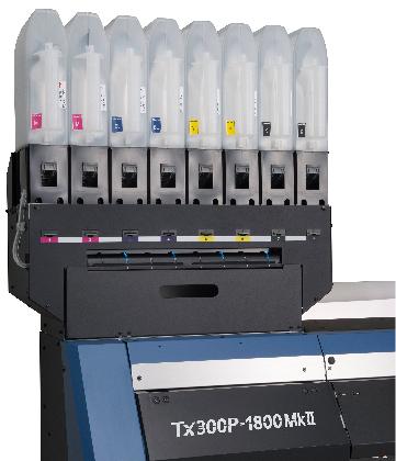 Tx300P-1800 MkII Hibrit boya sistemi