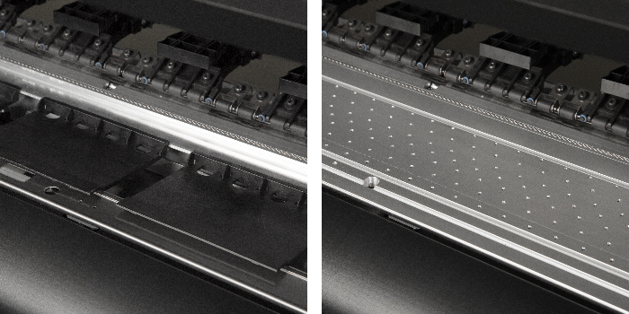 Tx300P-1800 MkII Hibrit vaküm tablası