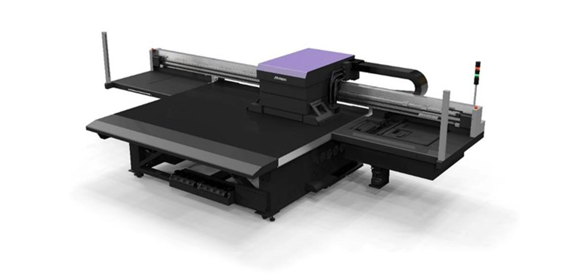 Mimaki JFX600-2513 UV-LED flatbed baskı makinesi