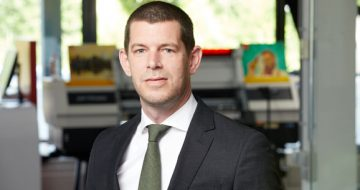 Arjen Evertse, Mimaki EMEA Satıştan Sorumlu Genel Müdürü olarak atandı image